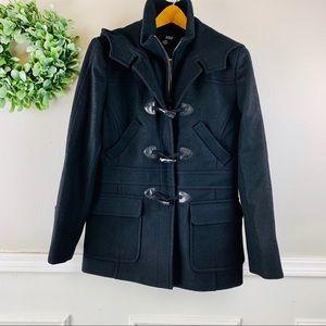 a.n.a Black wool Coat